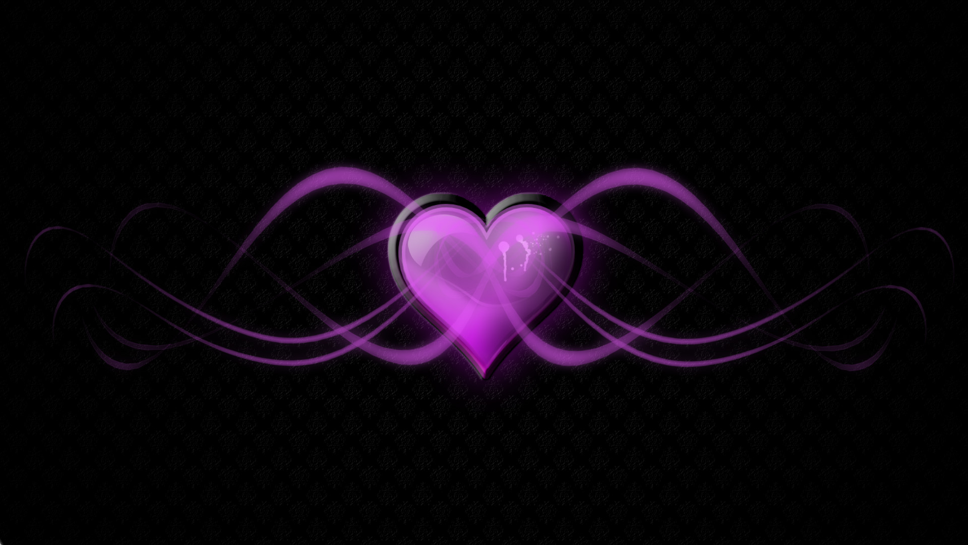 Love Wallpaper With Black Background : Love wallpaper 1920x1080 #38995