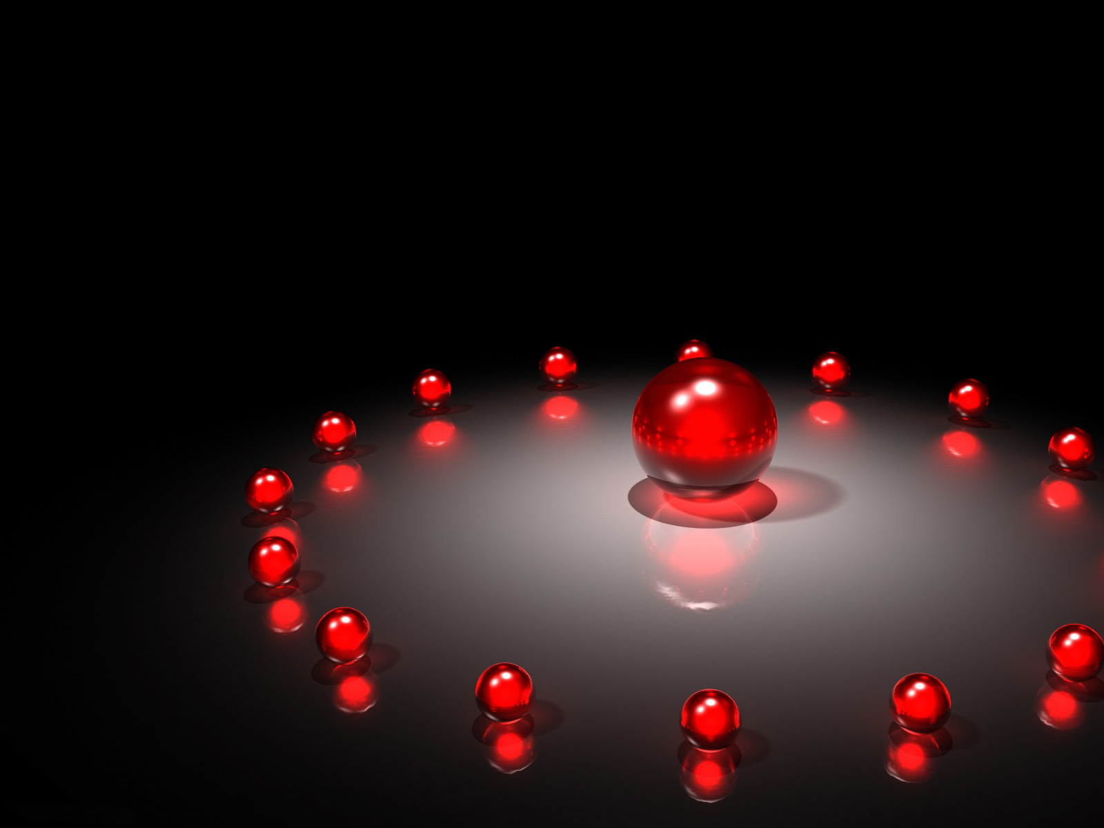 Lovely Red Balls Abstract Creative British Backgrounds Wallpapers Backgrounds For Tablet Cellphone