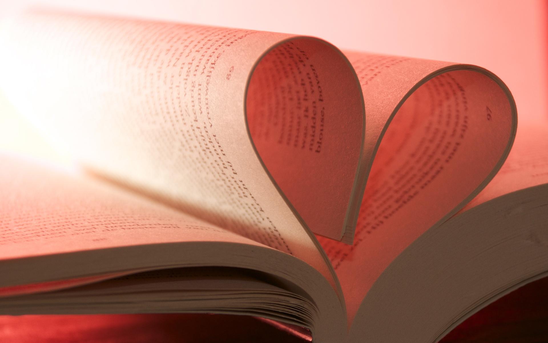 Lovely Book Wallpaper