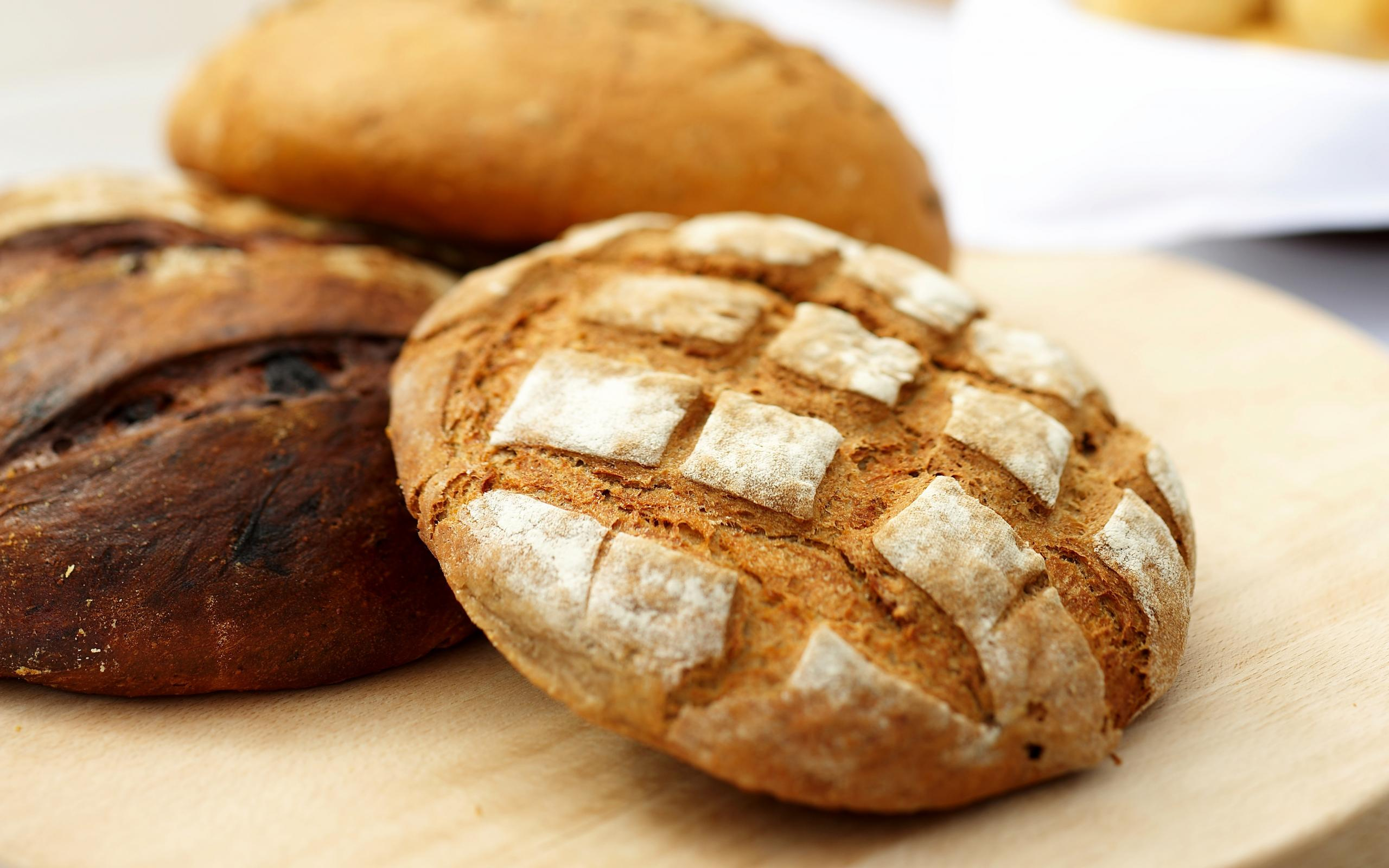 Lovely Bread Background