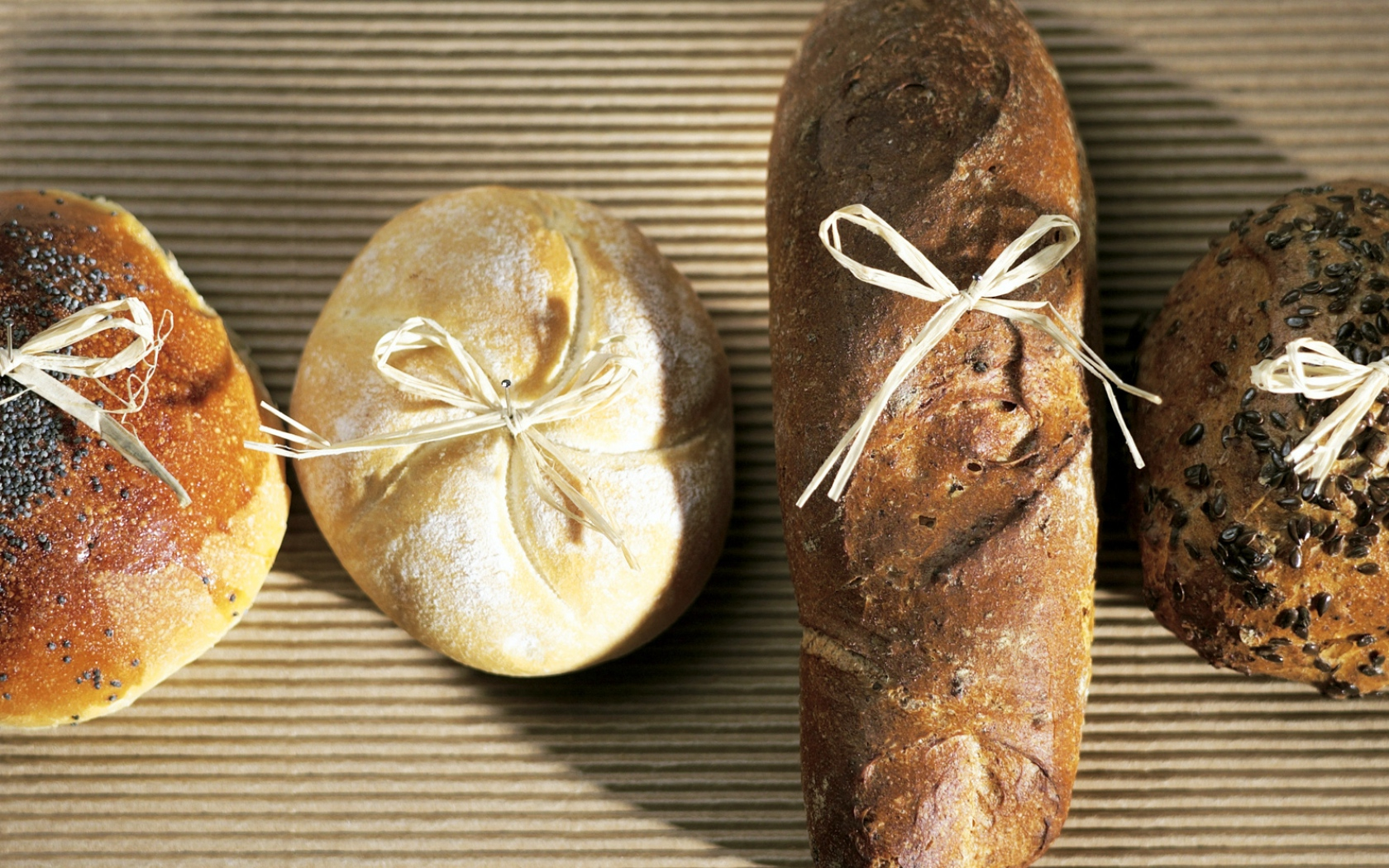 Lovely Bread Wallpaper
