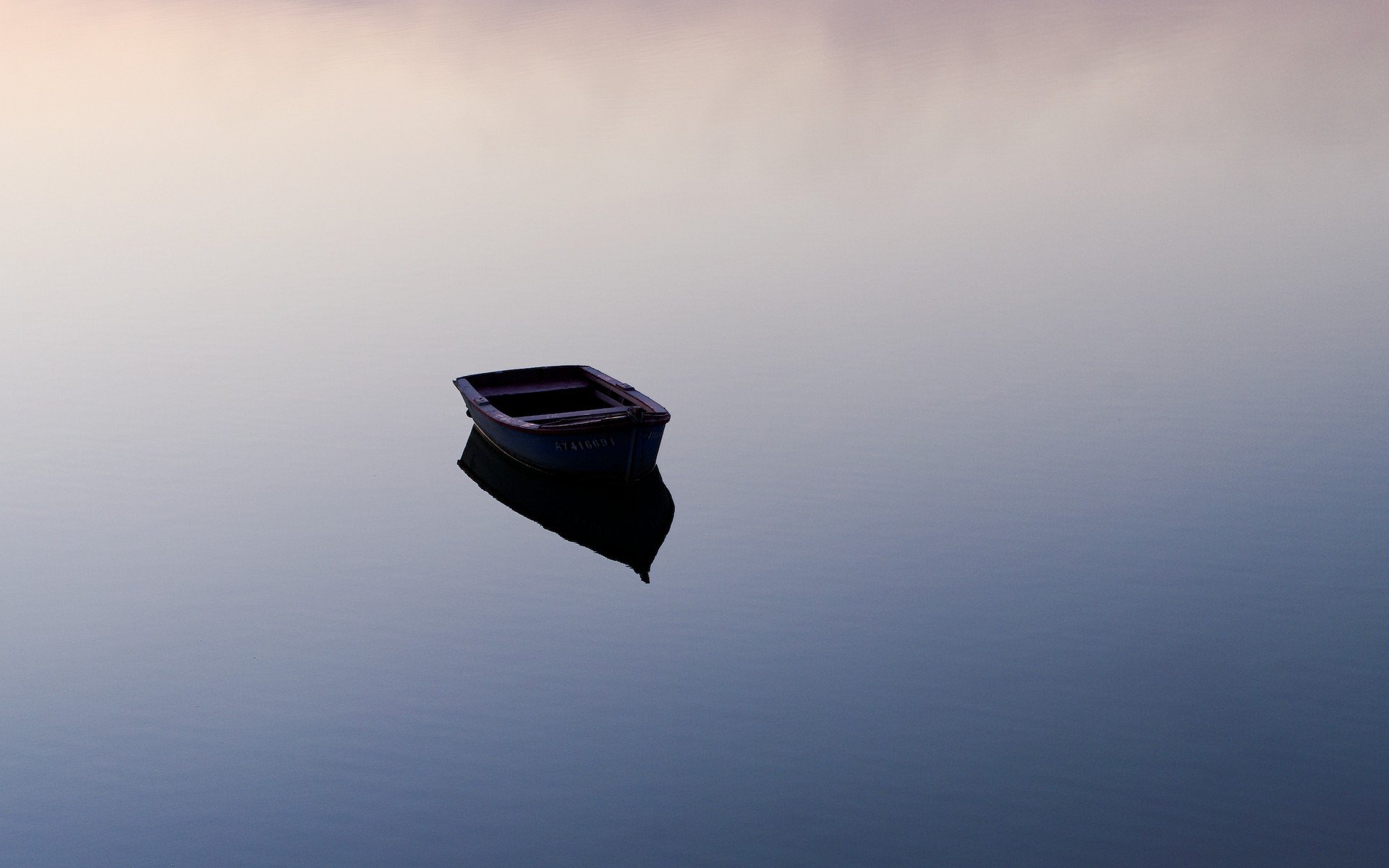 Lovely Calm Water Wallpaper