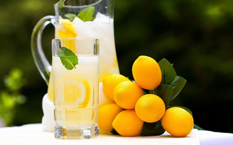 Lovely Lemonade Wallpaper
