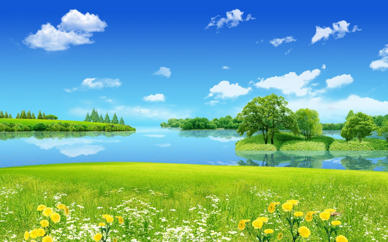 Lovely Nature Wallpaper
