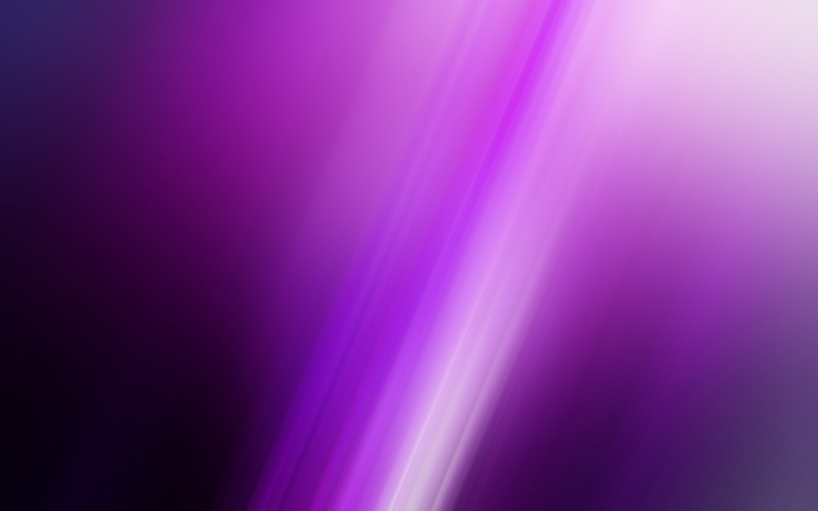 Lovely Purple Abstract