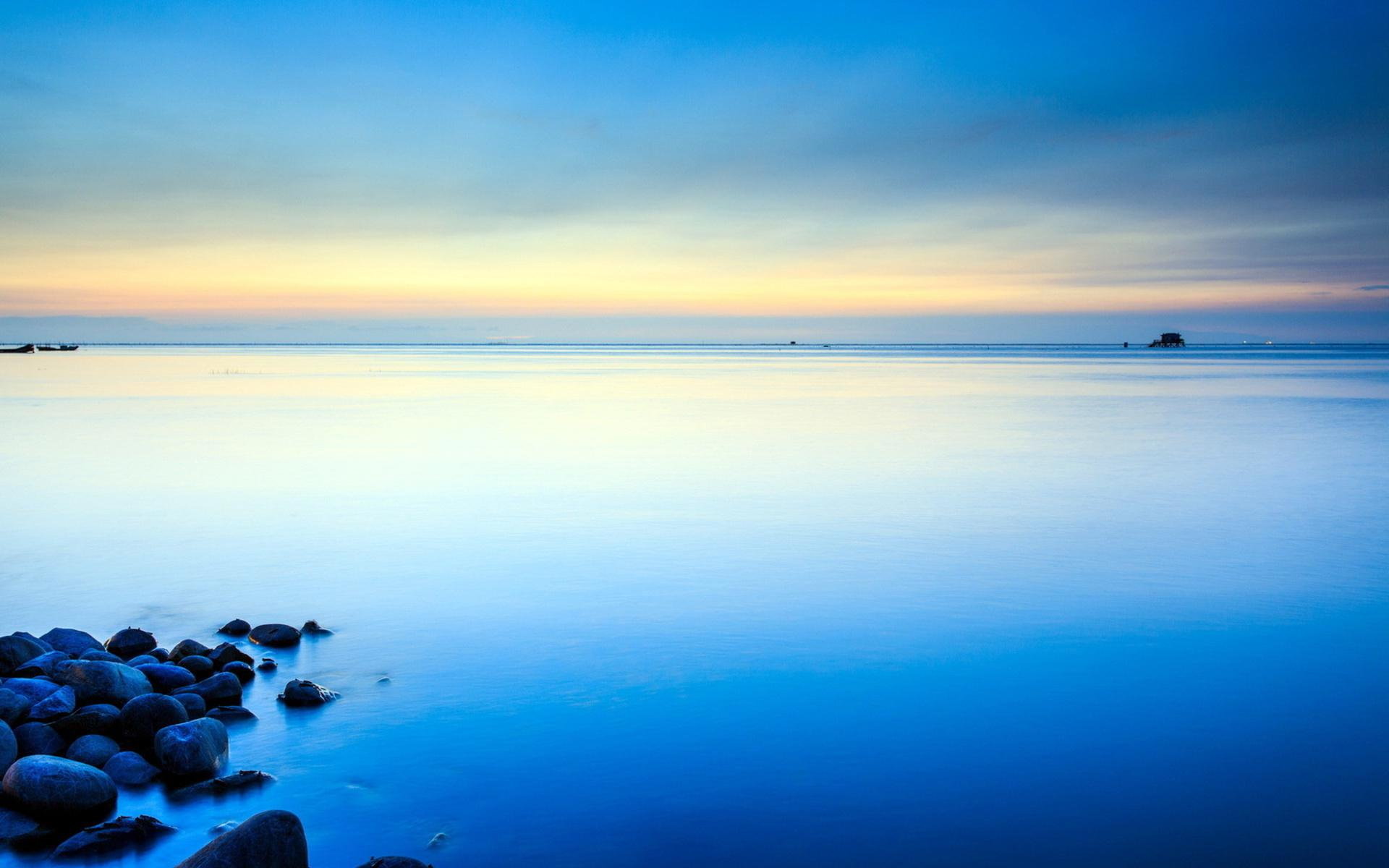 Lovely Seascape Wallpaper