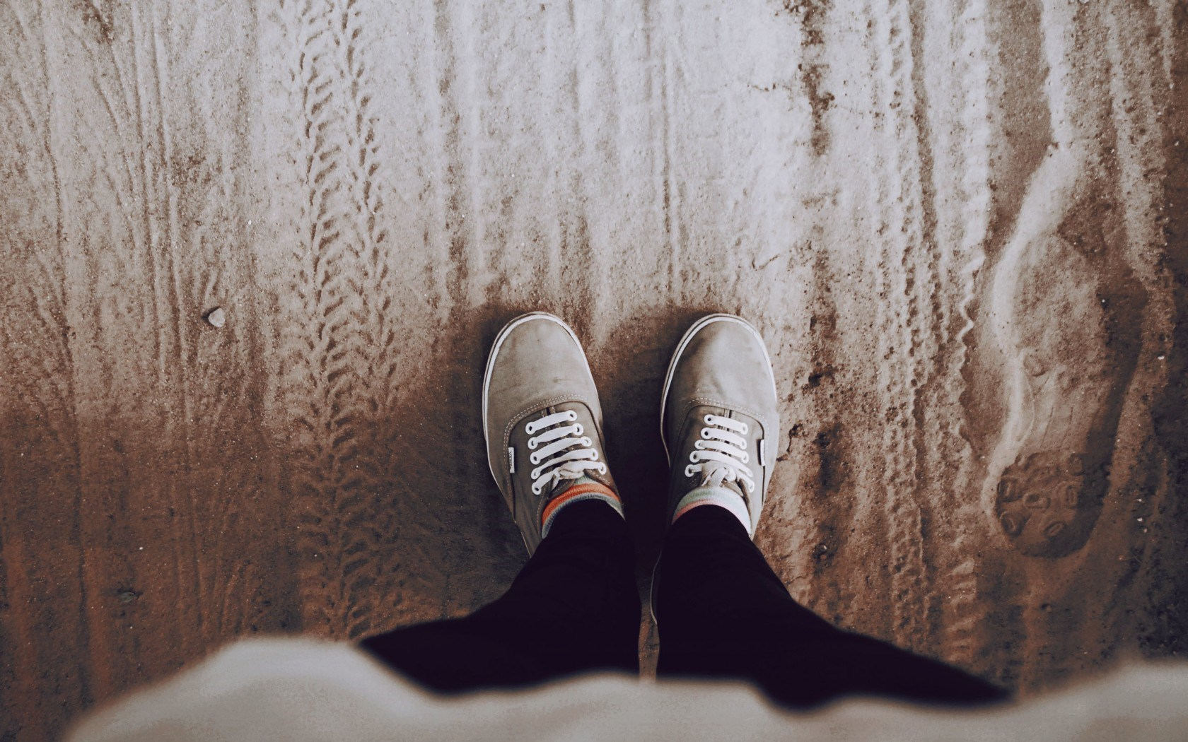 Lovely Sneakers Wallpaper