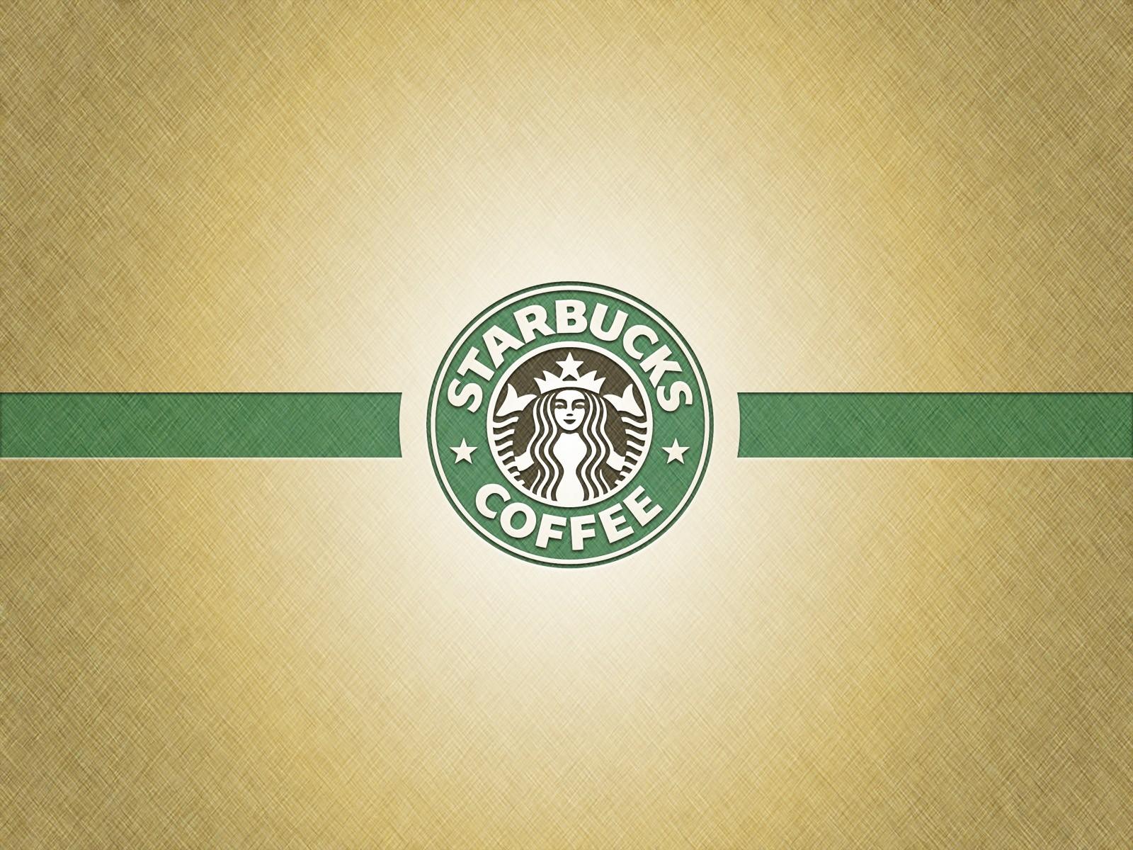 Lovely Starbucks Logo Wallpaper