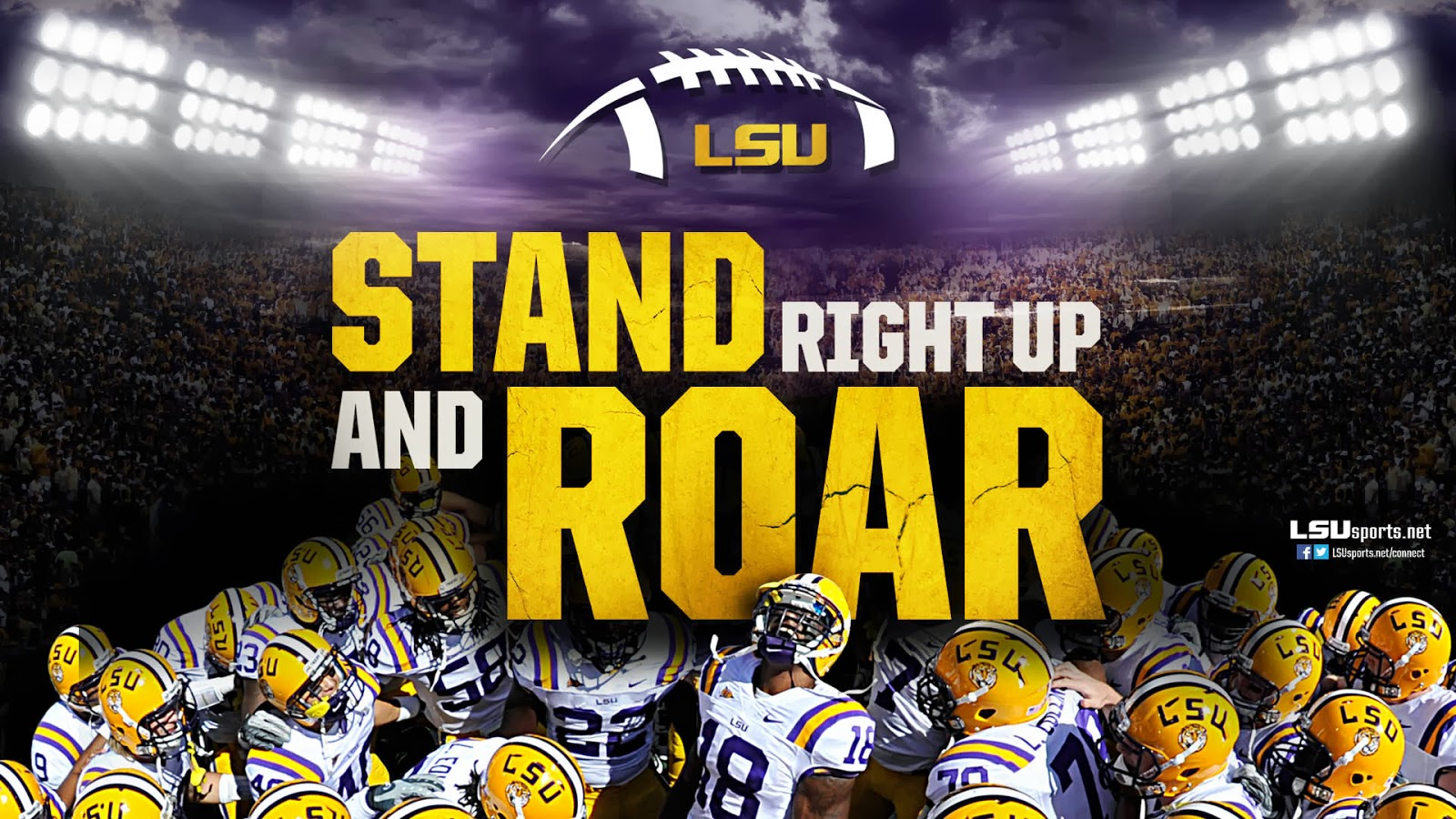 Download lsu football wallpaper in high resolution for free. Get lsu football wallpaper and make this lsu football wallpaper for your desktop, tablet, ...