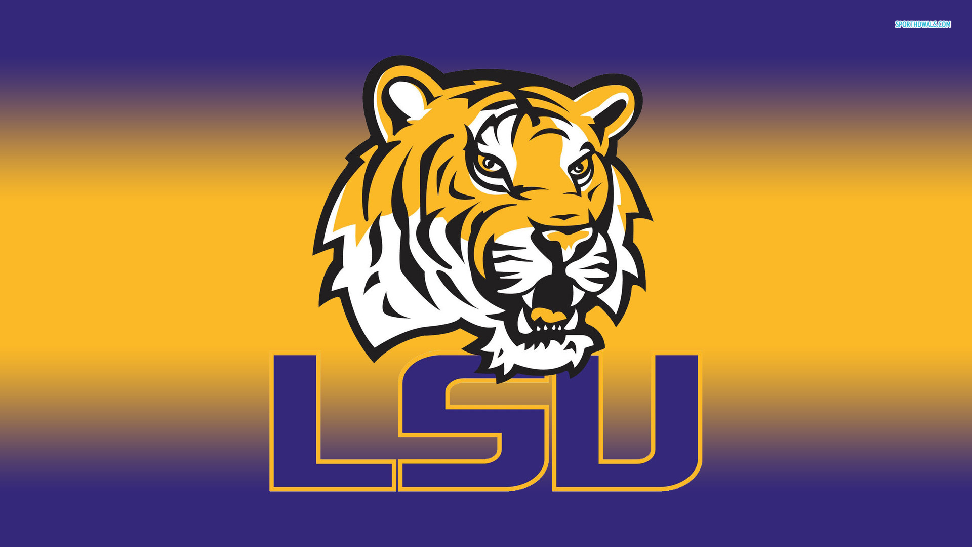 LSU Tigers wallpaper 1920x1080