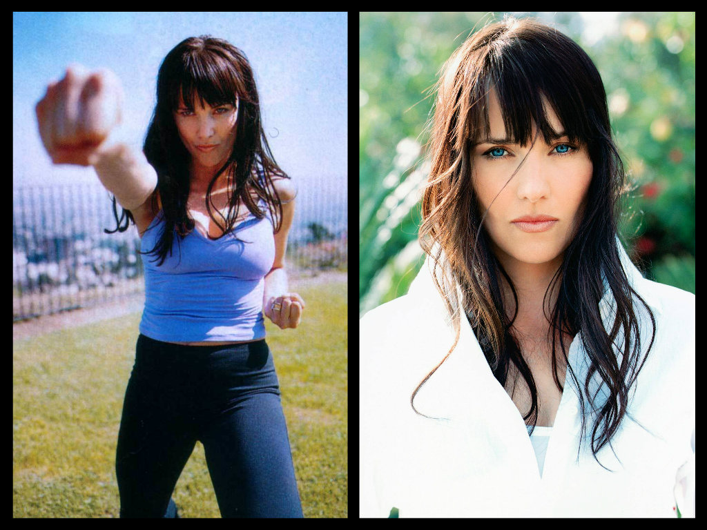 Lucy Lawless lucy Lawless.