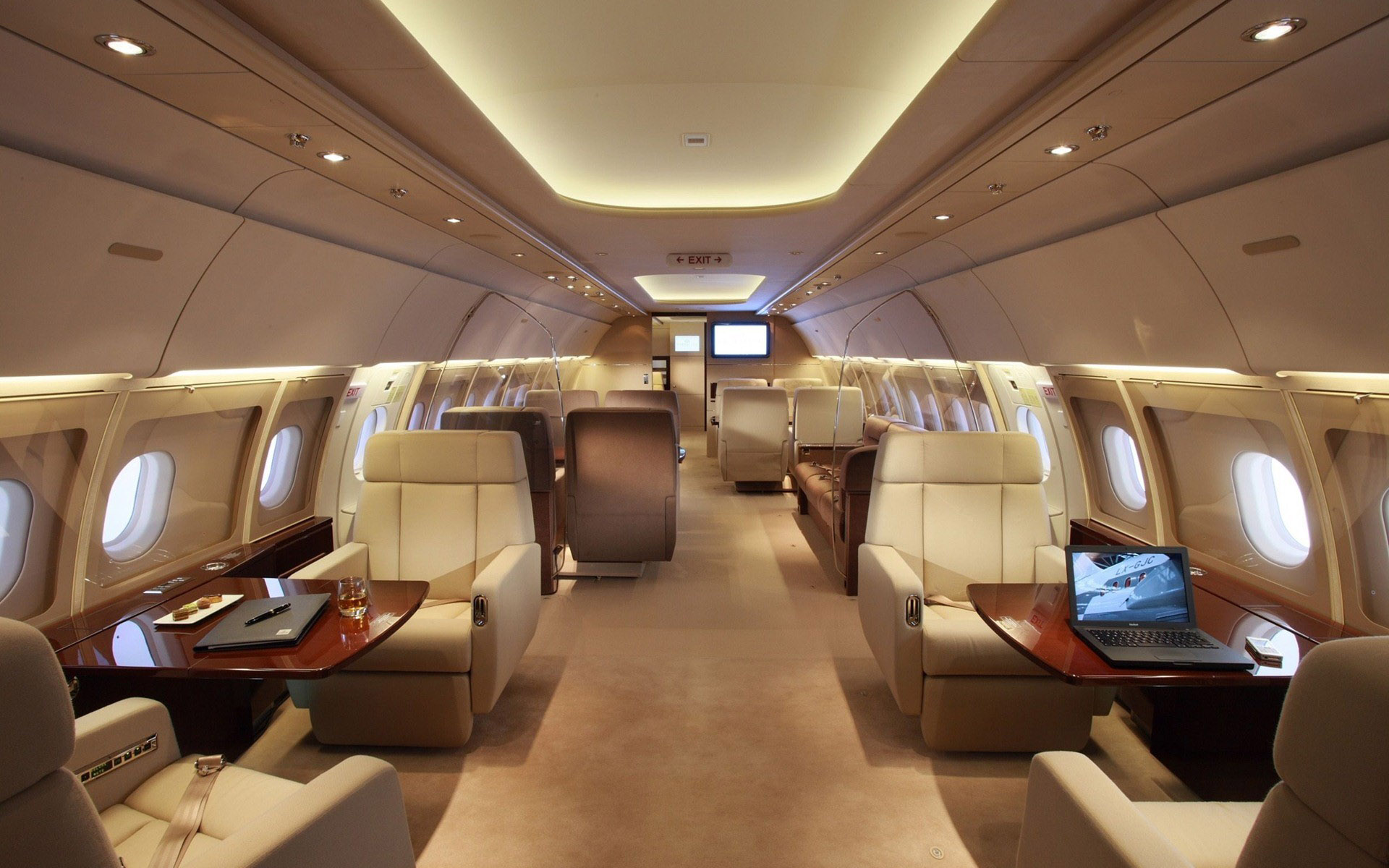 Luxury Airplanes