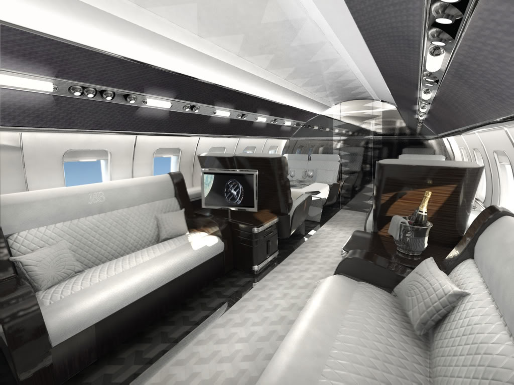Luxury Airplanes VIP