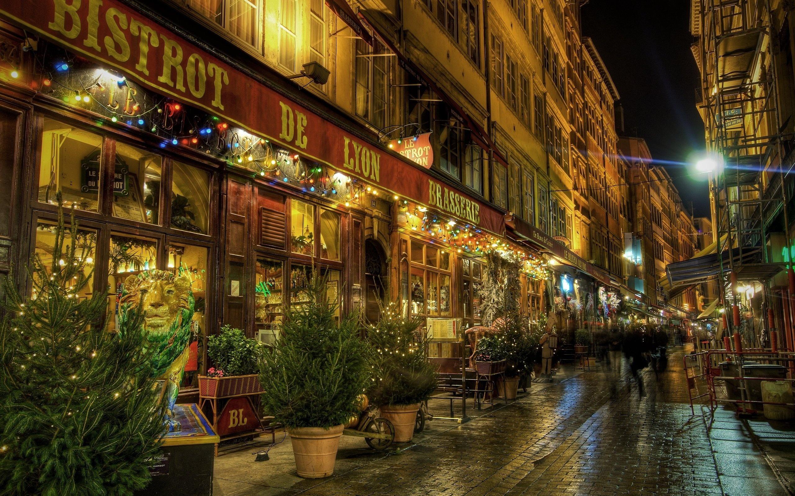 Lyon Streets