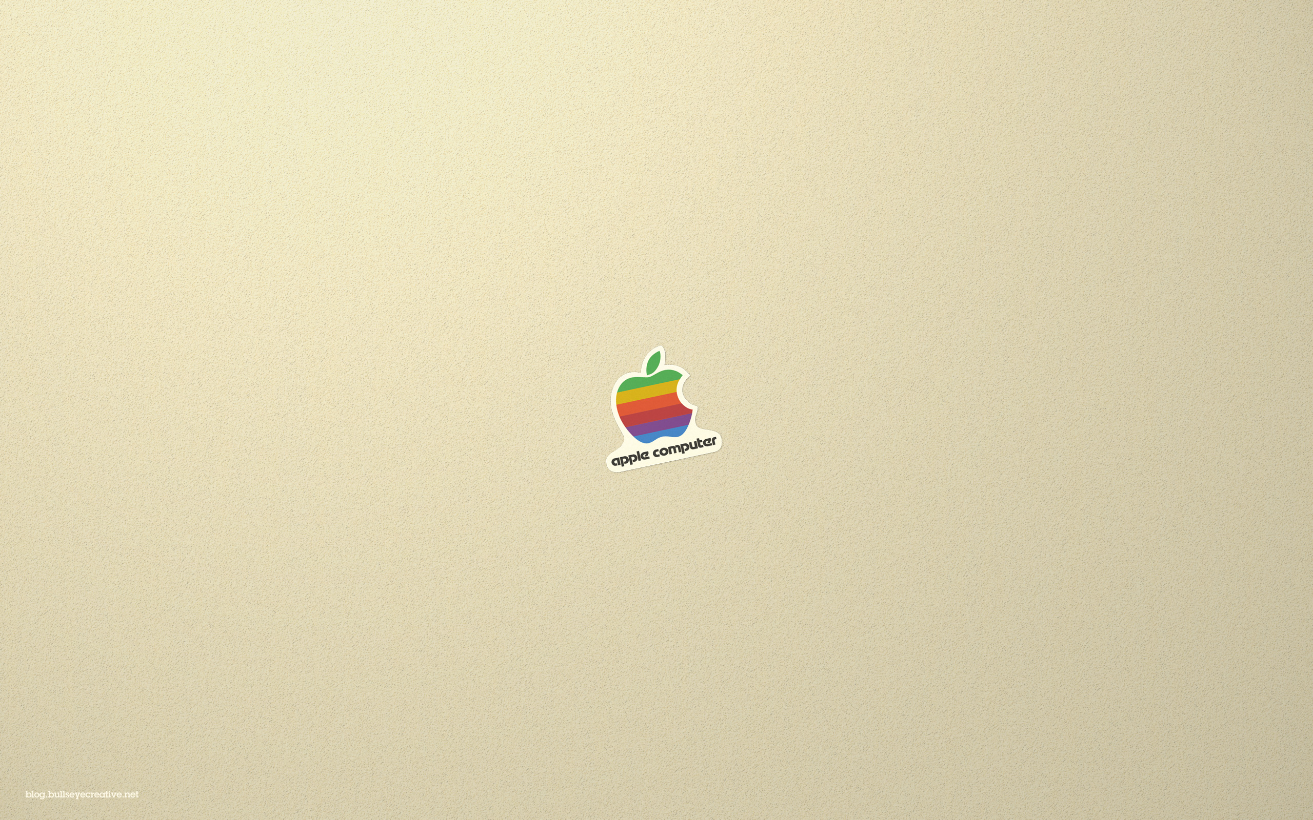 Mac Retro Wallpaper