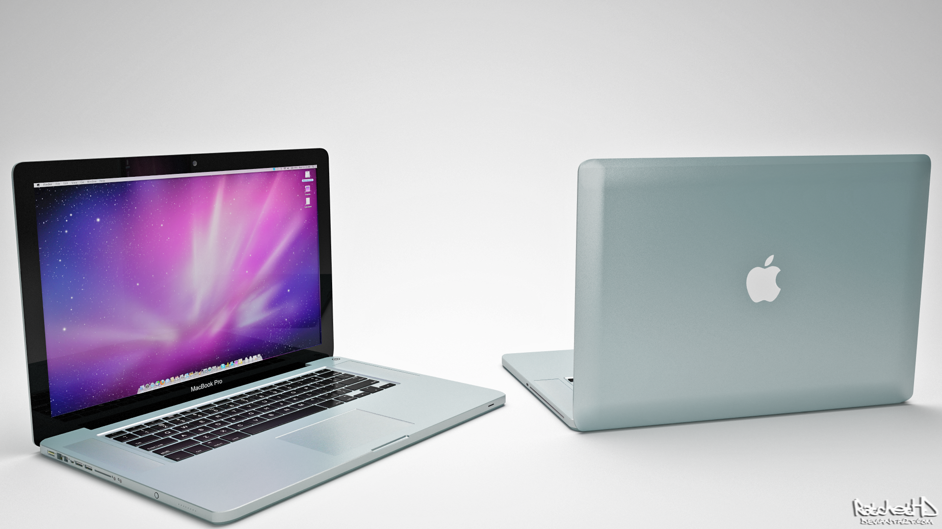 MacBook Pro by RatchetHD MacBook Pro by RatchetHD