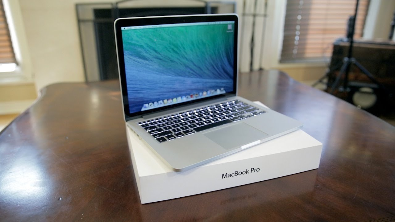 "Apple 13"" MacBook Pro Retina: Unboxing & Demo (Late 2013)"