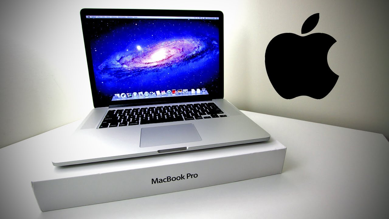 "MacBook Pro 2012 Unboxing (15"" MacBook Pro Retina Unboxing) (NEWEST MODEL)"