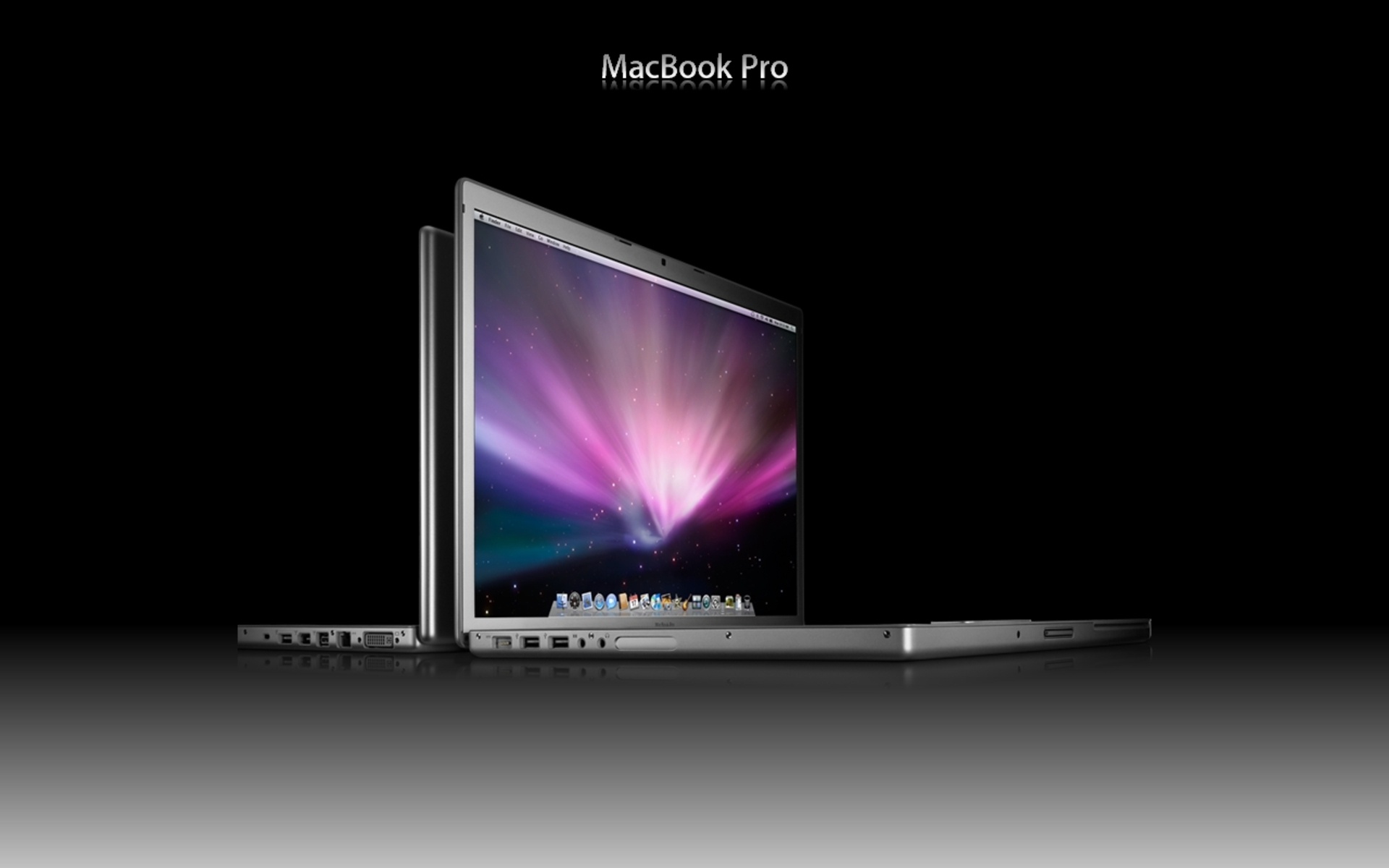 Macbook Pro HD