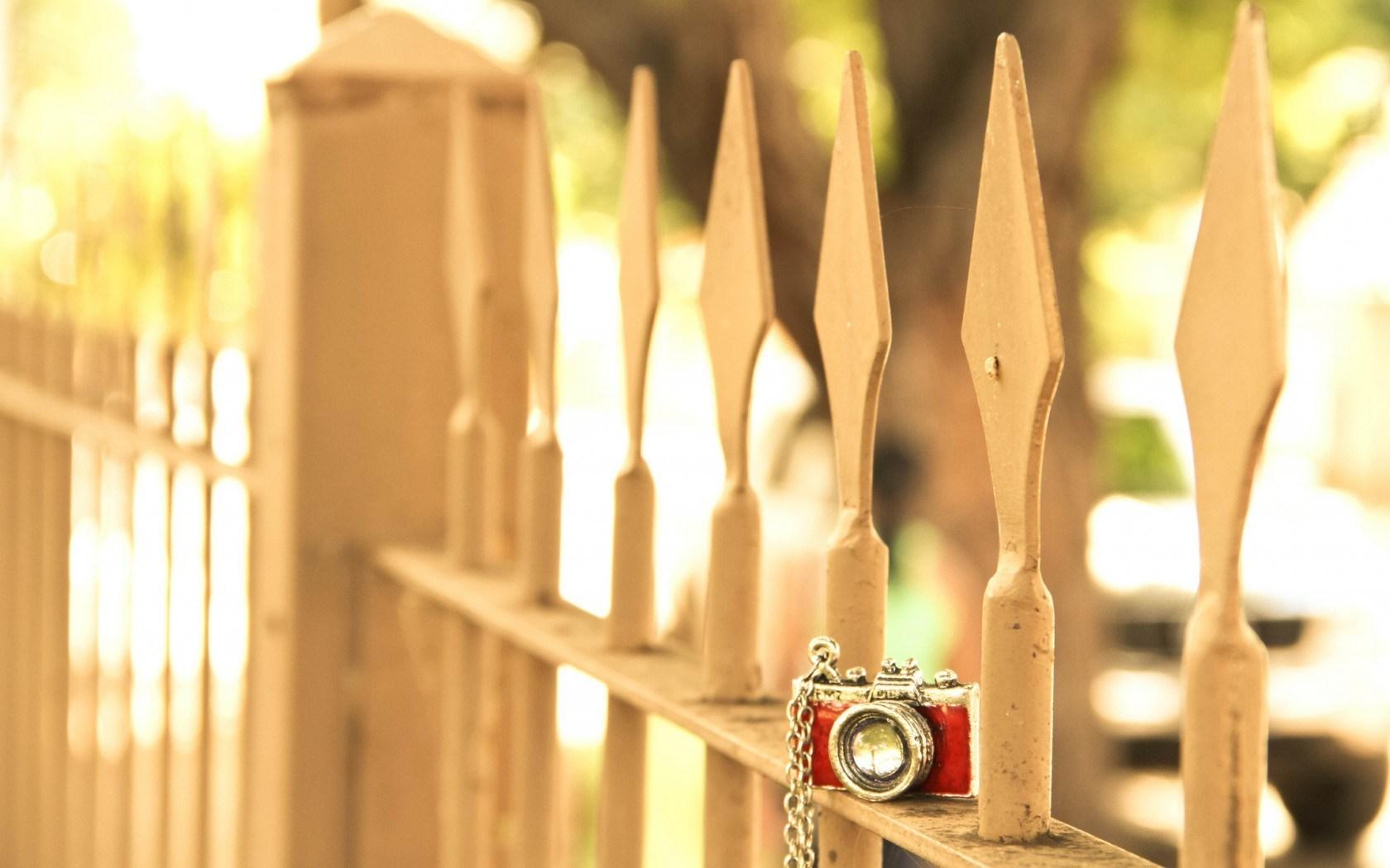 Macro Mood Pendant Camera Fence