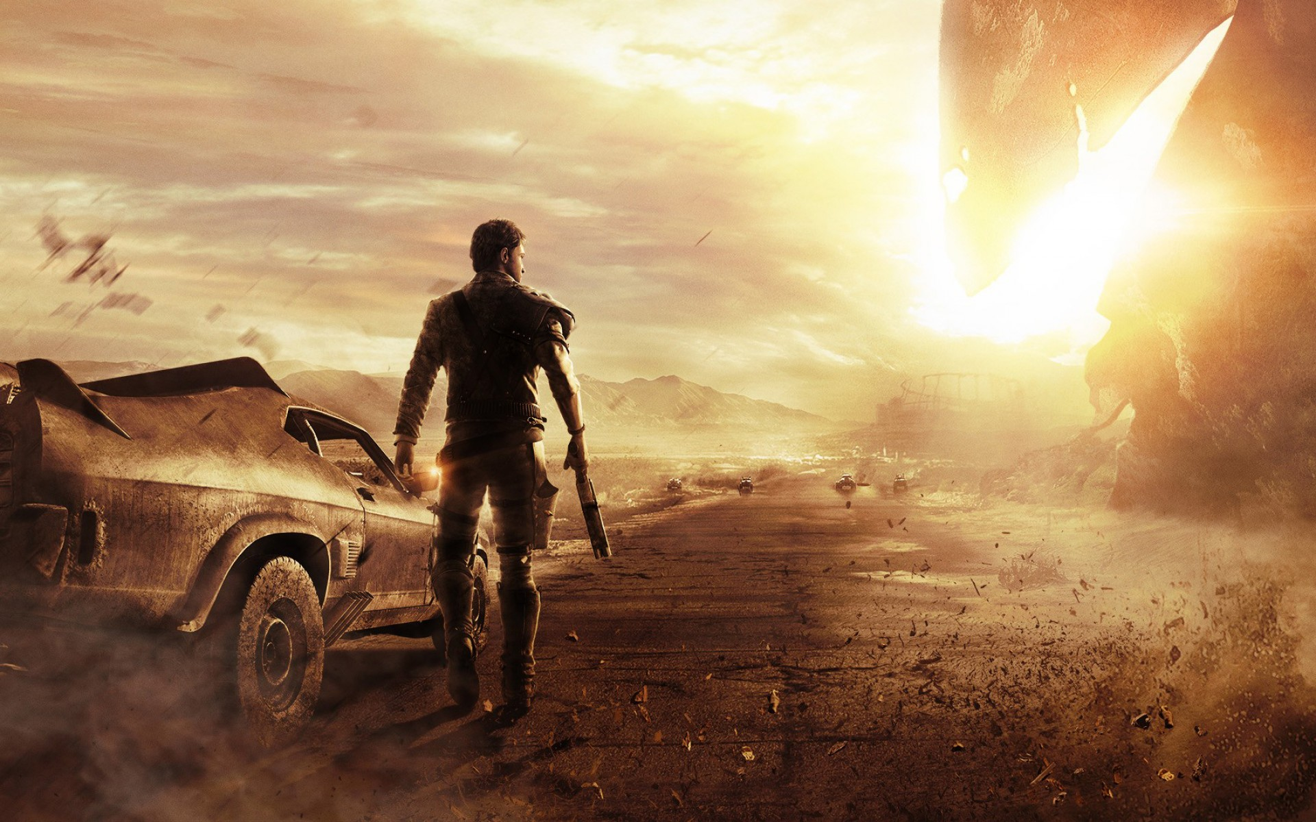 Mad Max Game Release Date: New Trailer Shows Off Bloody Combat And Intense Racing Action [VIDEO]