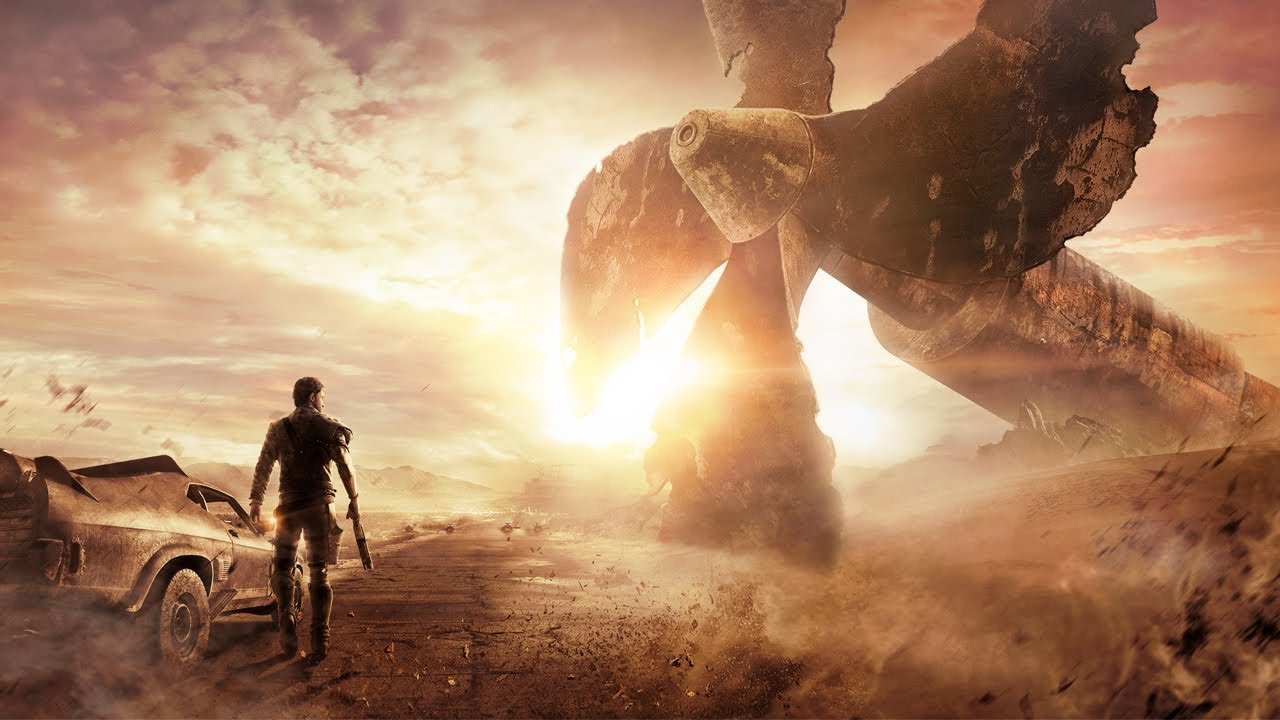Official Mad Max Game E3 Announce Trailer