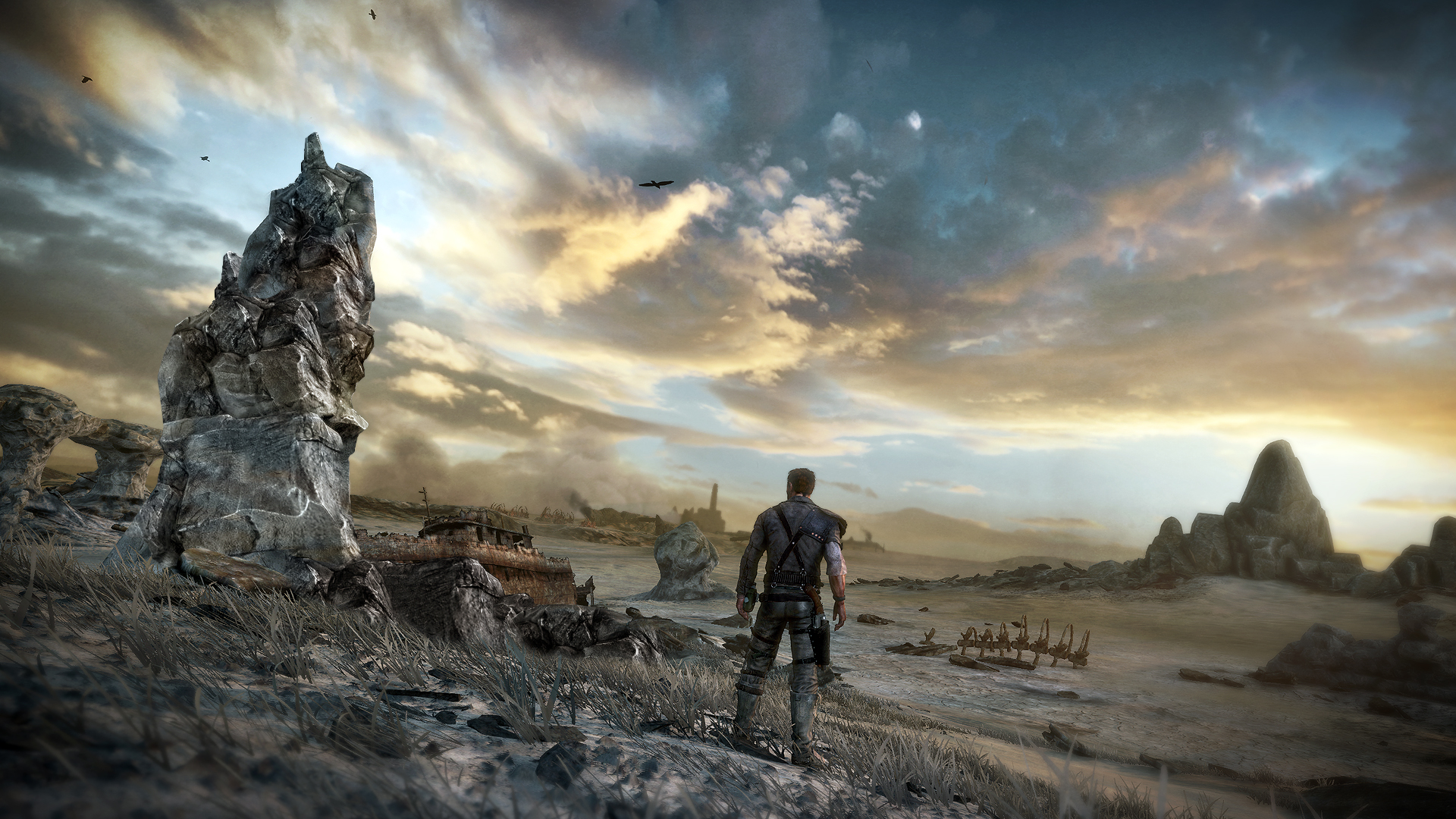 Mad Max Game 35412 1920x1080 px