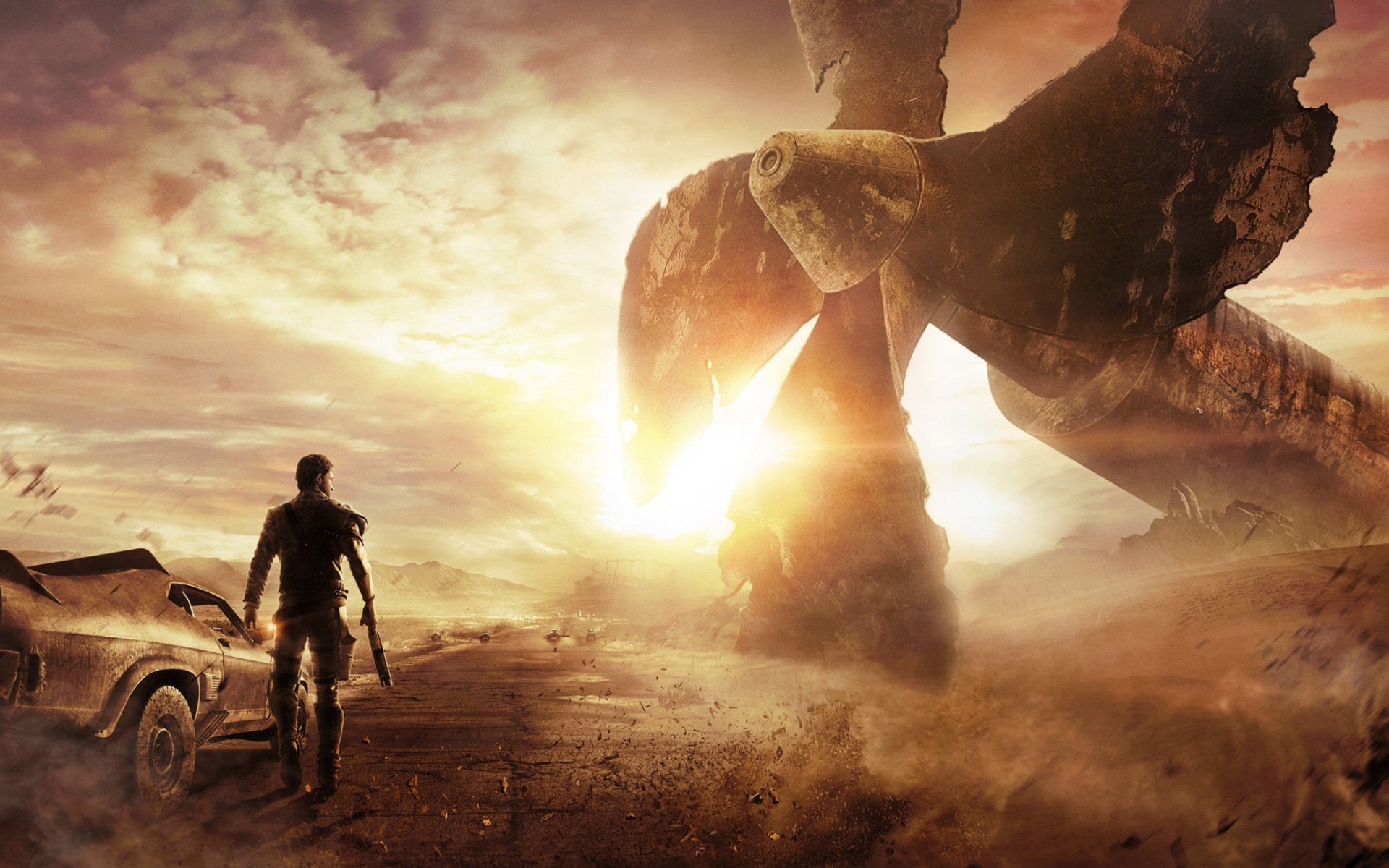 Mad Max Game Wallpapers
