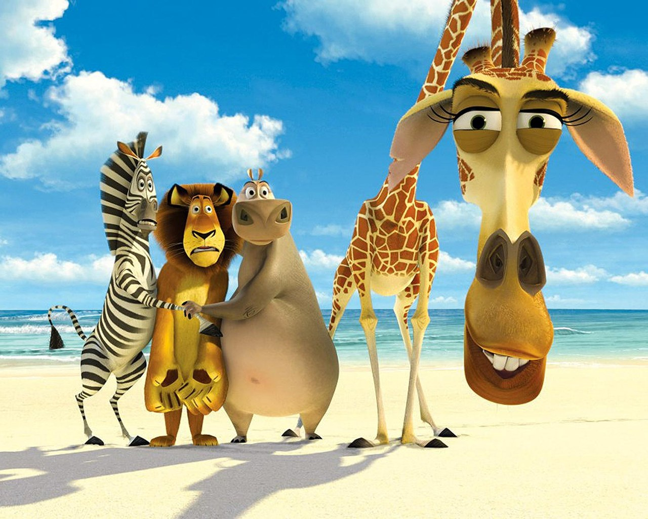 """Madagascar"" desktop wallpaper number 2 (1280 x 1024 pixels)"