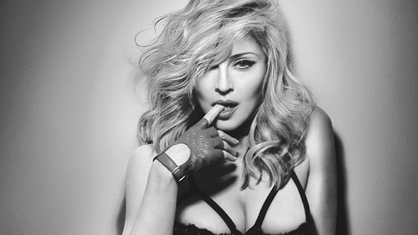 Madonna: 'Living For Love' Single Review