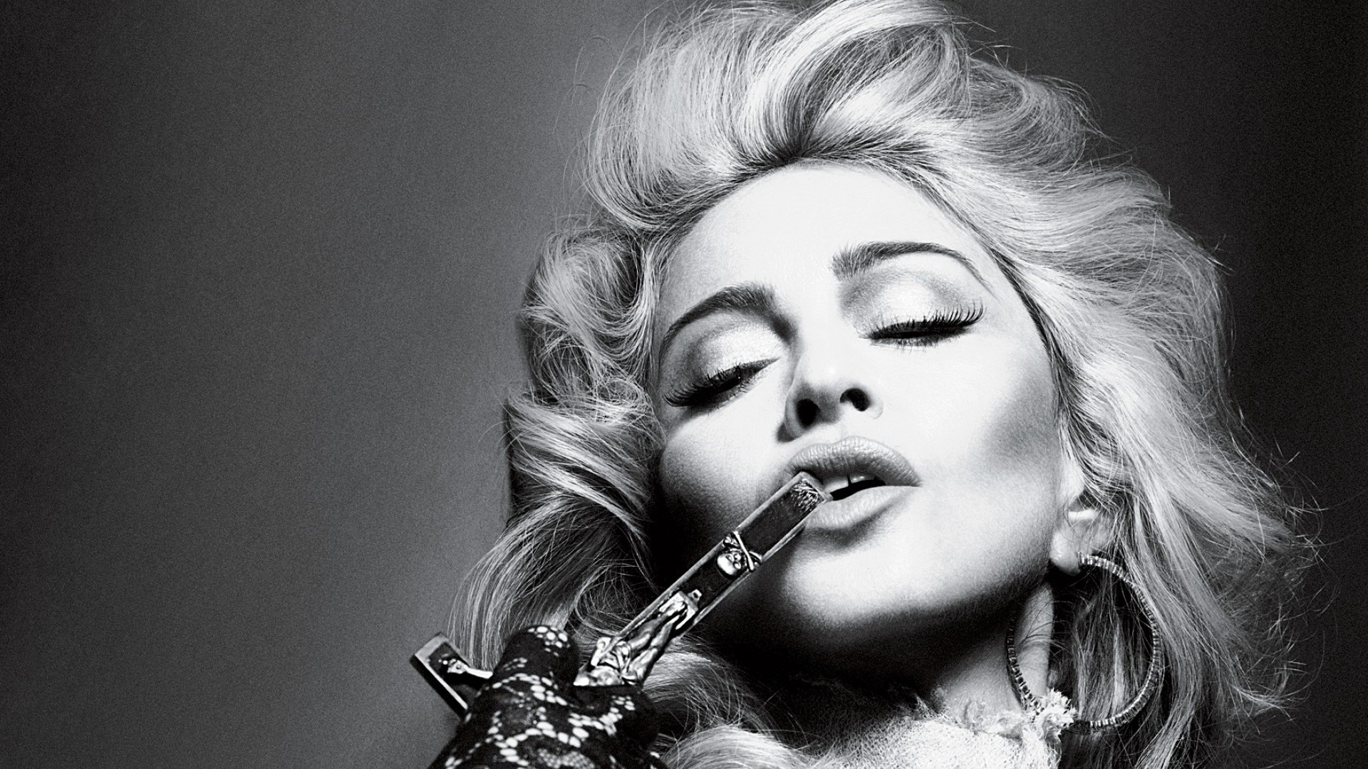 """Madonna is ready to give you her """"Bitch I'm Madonna"""" video."""