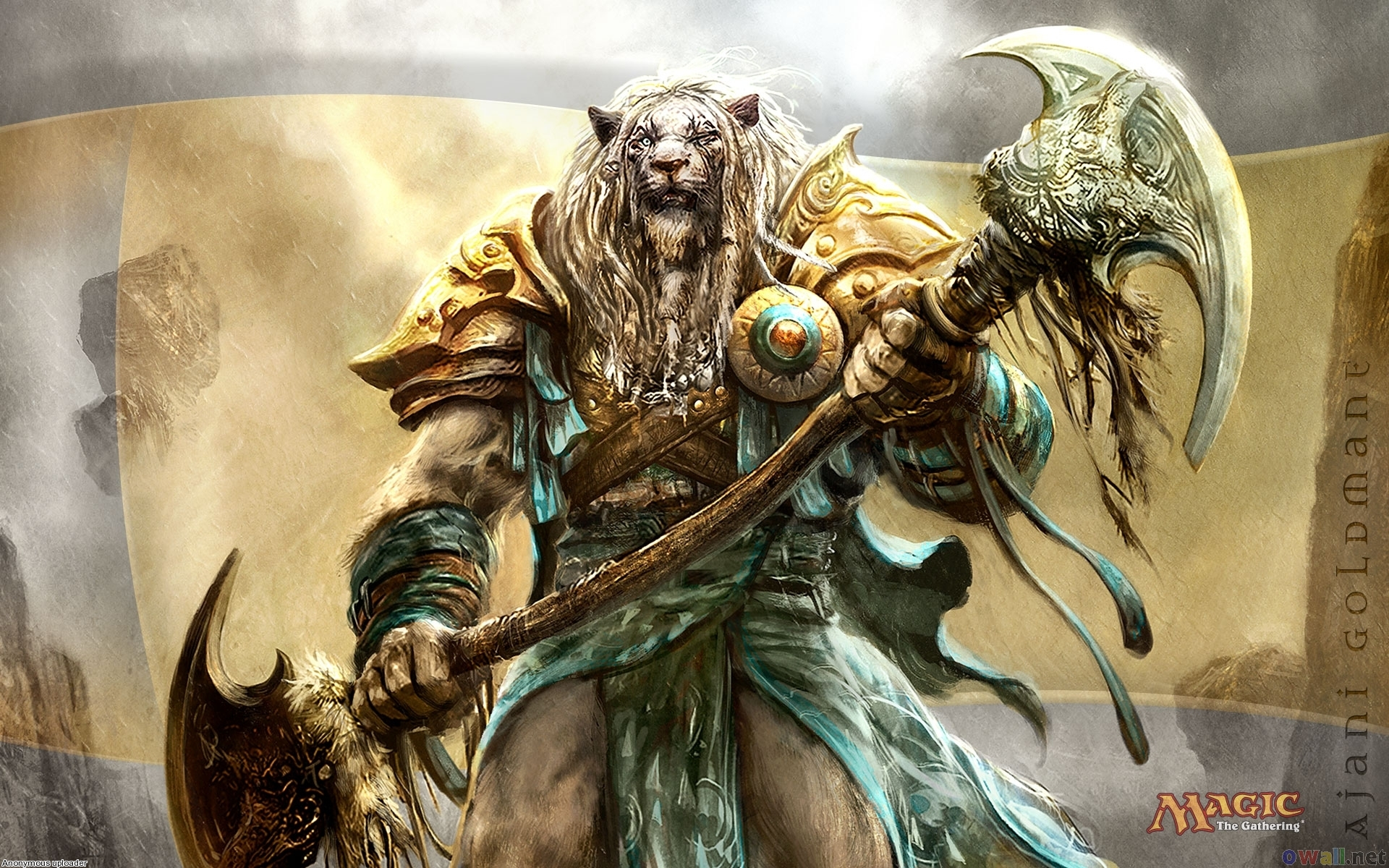1920 × 1200 (Magic The Gathering HD Wallpapers)