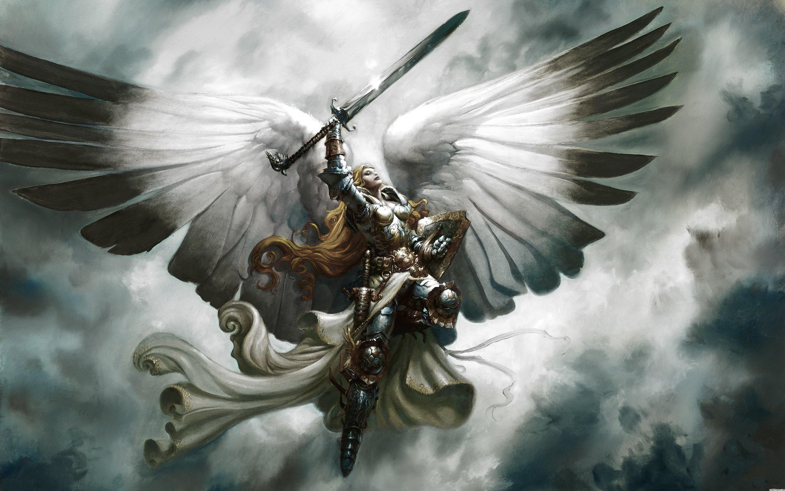 Magic The Gathering Angel Wallpaper 2560x1600 25710