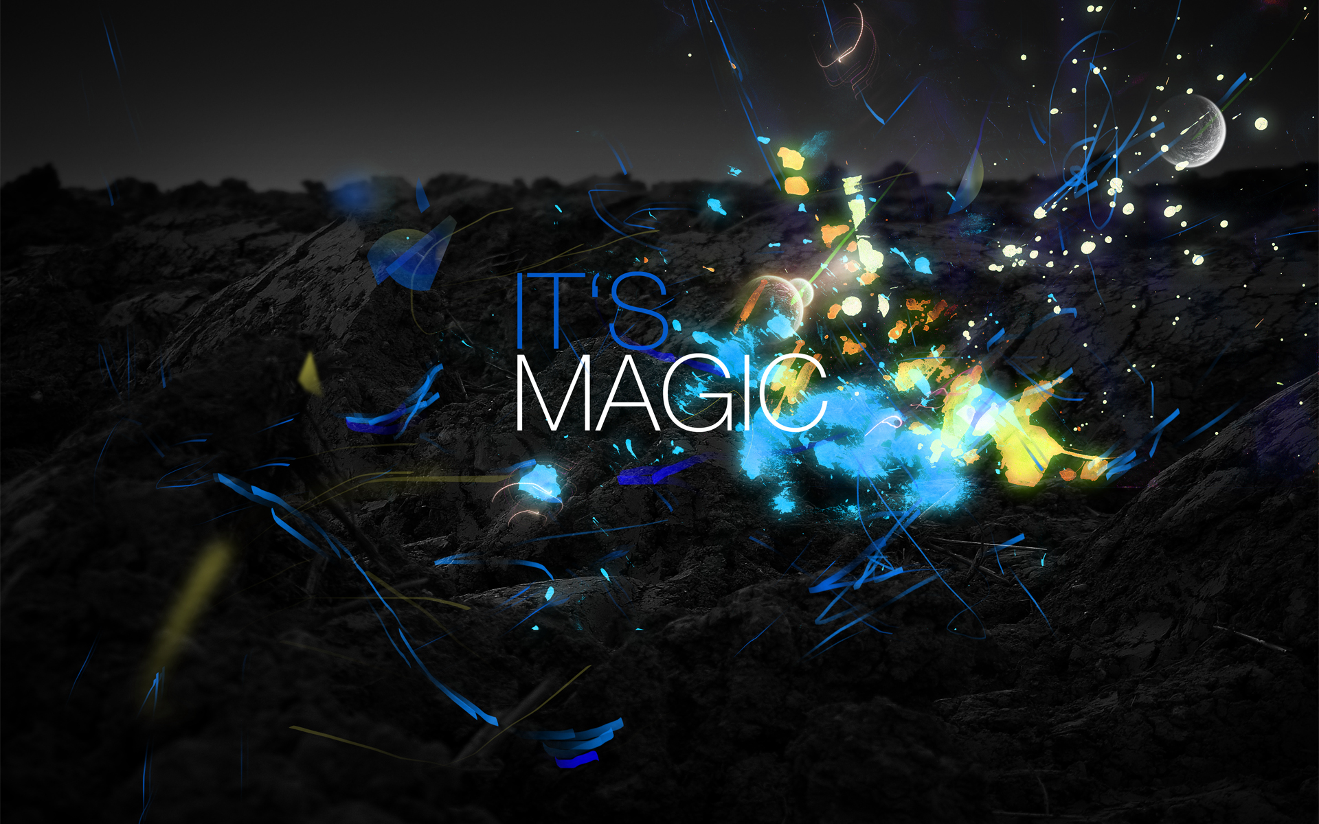 Magic Wallpaper