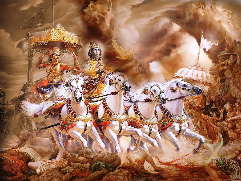 Scientific Date – Mahabharata War – 2 | The Vedic Philosophy (ऋषिचिंतन)