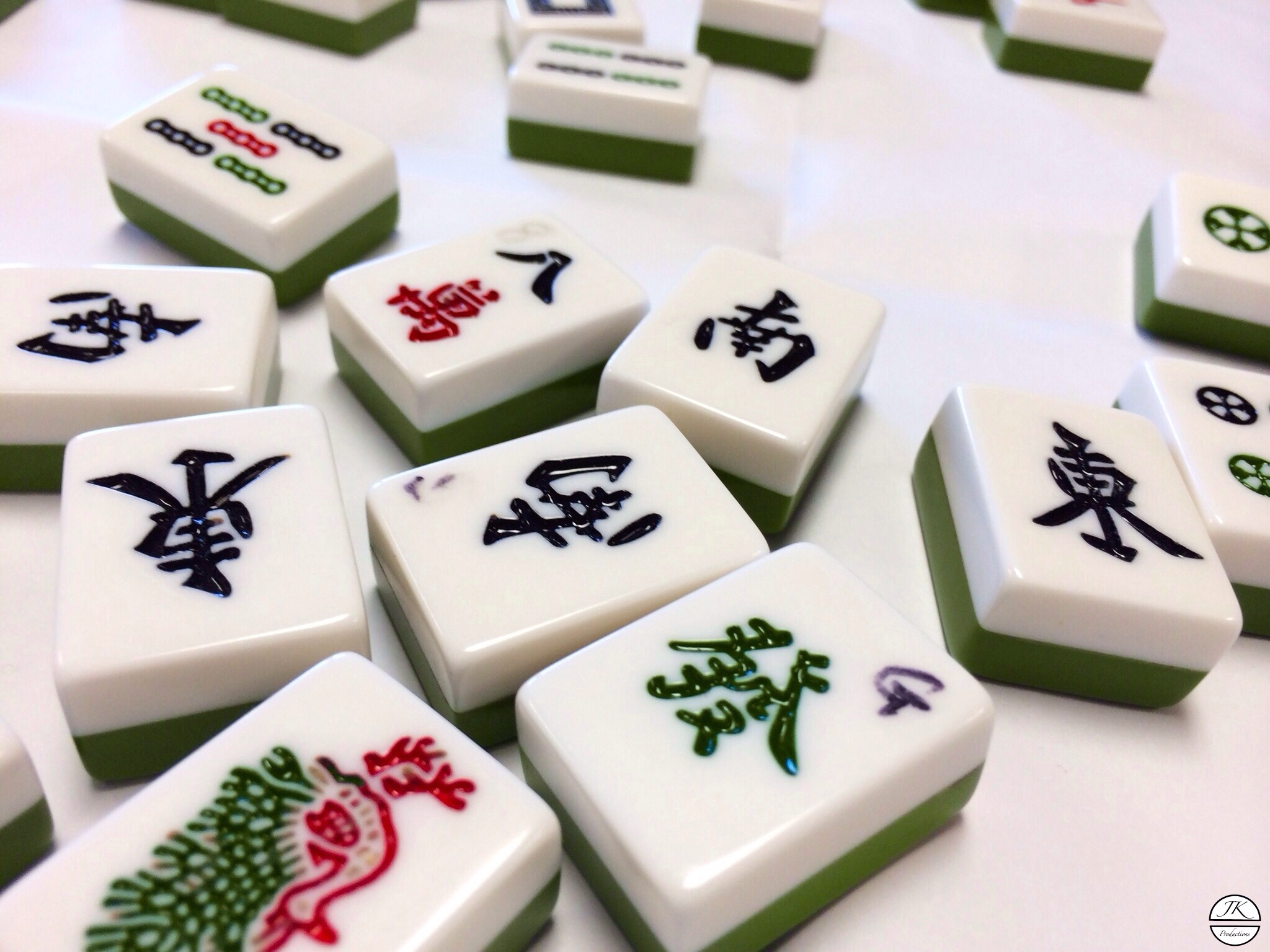 For the last class before winter break, my Chinese teacher brought in her mahjong set to teach us how to play. The only catch was that we had to speak only ...