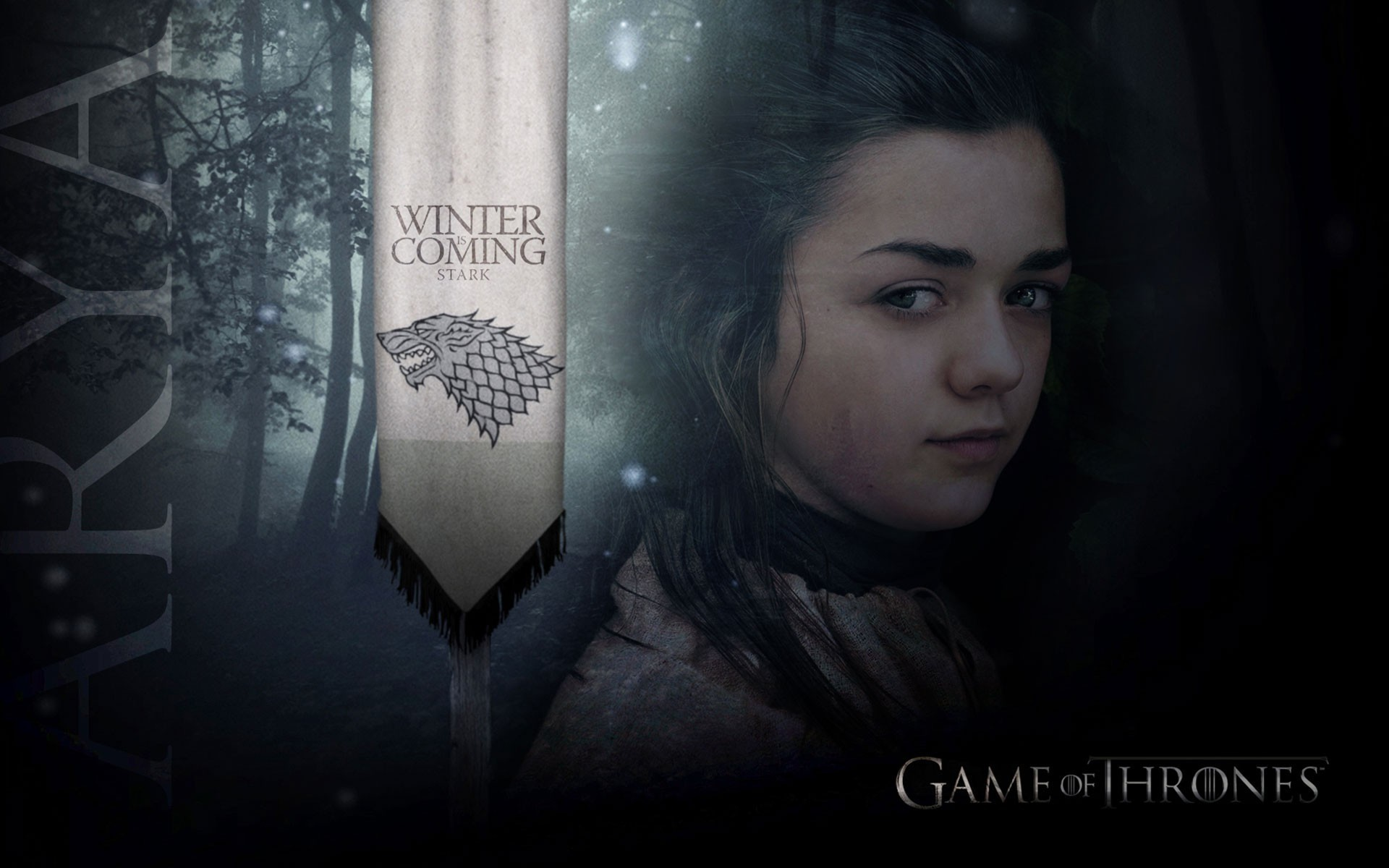 Please check our latest hd wallpaper widescreen below and bring beauty to your desktop. Maisie Williams Wallpaper