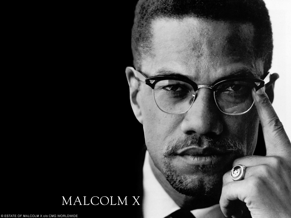 Excerpts from the Autobiography of Malcolm X I've just become aware of how closed my mind was now that I've opened it up