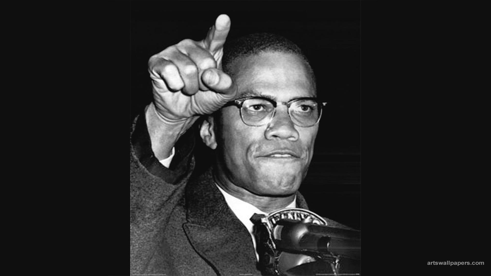 Malcolm X Photos Desktop Hd Wallpapers