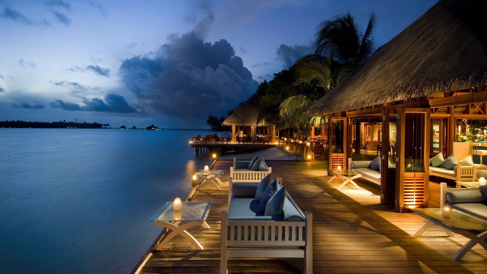 maldives resort hd