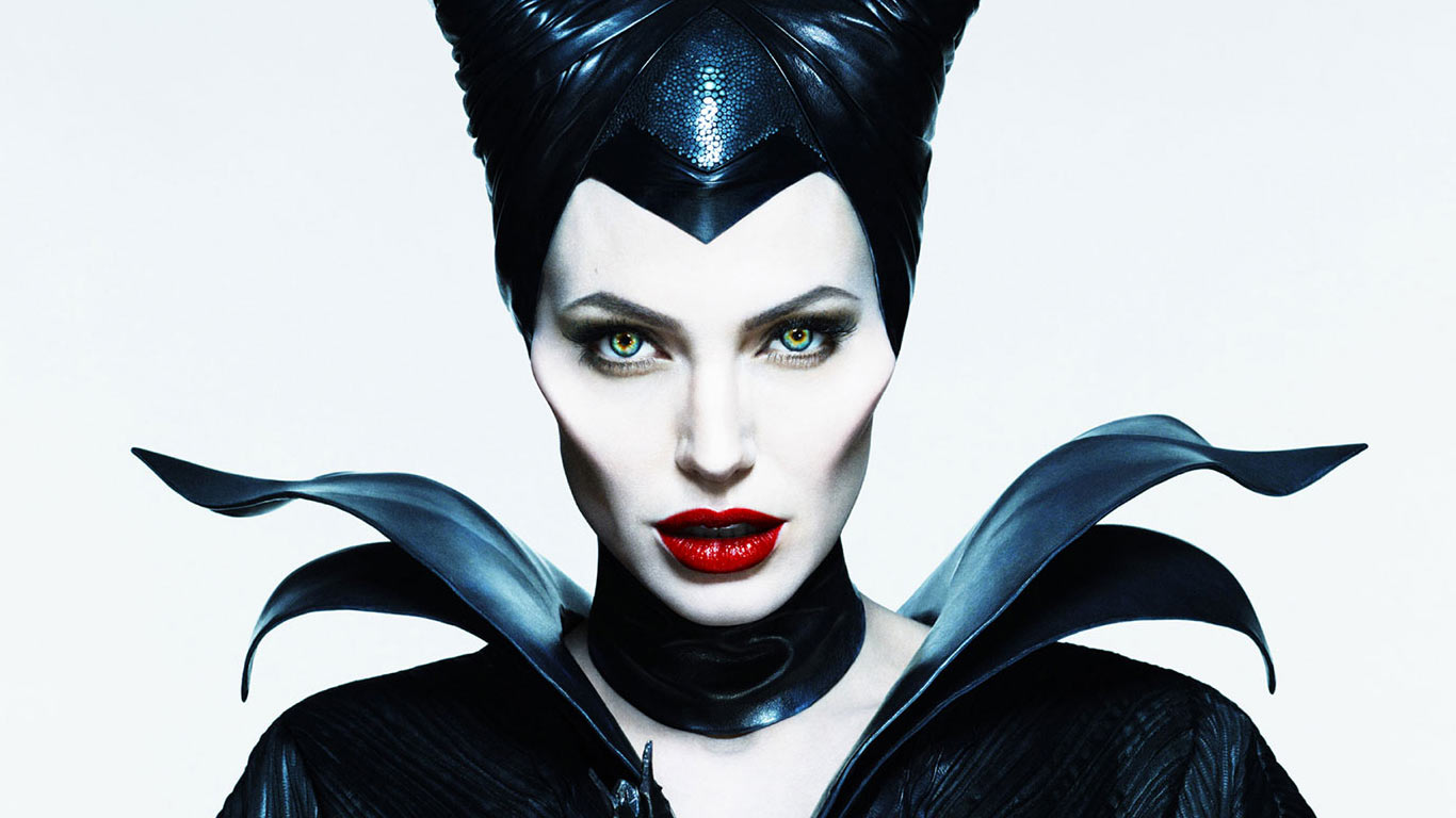 Maleficent wallpaper 1366x768 80288