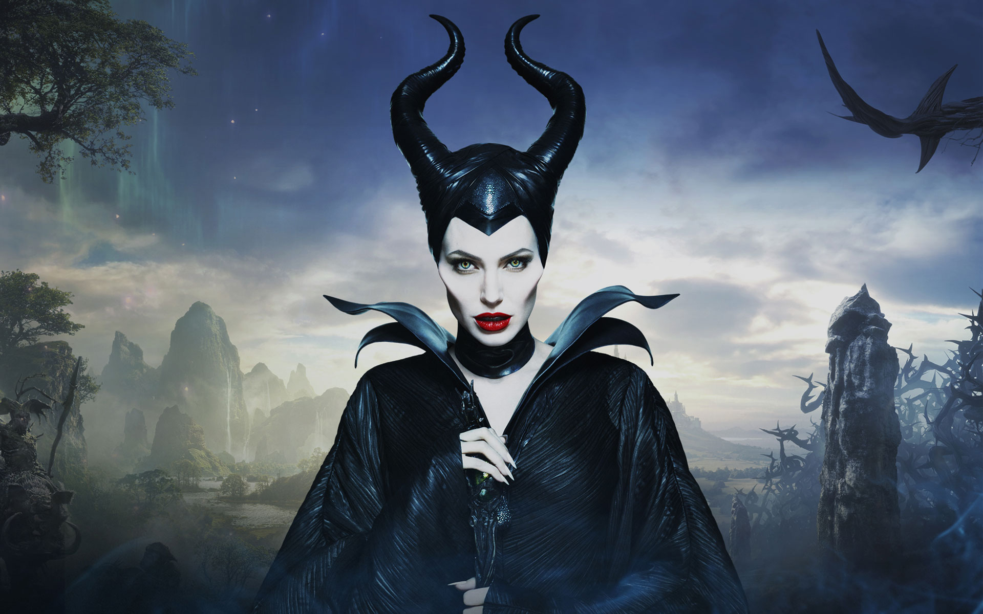 Maleficent wallpaper 1920x1200 80284