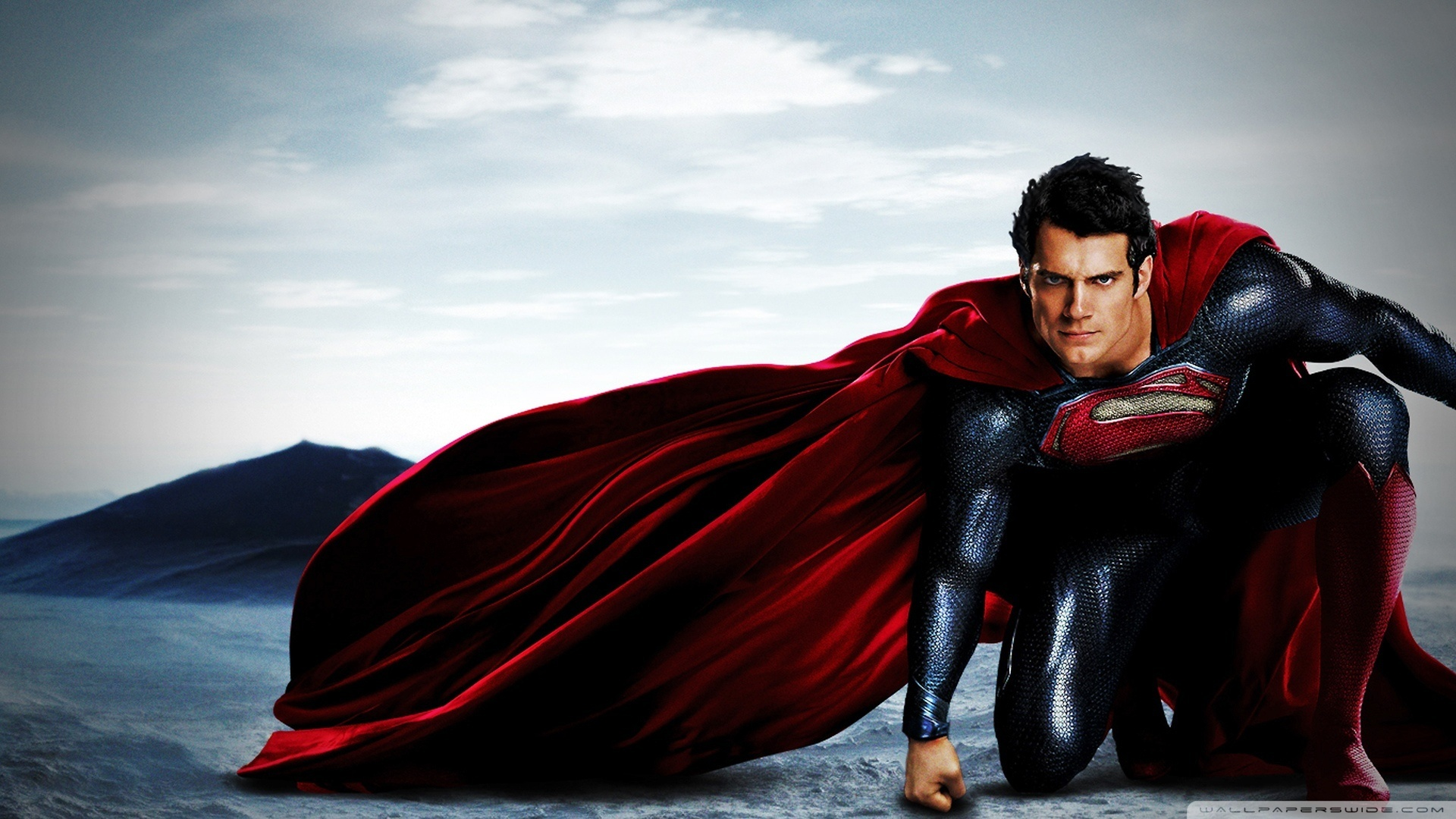 Man Of Steel 2013 HD Wide Wallpaper for Widescreen