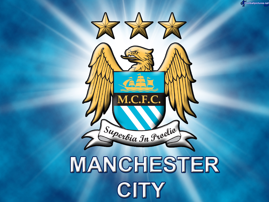 Manchester City Squad Team Logo 14521 Hi-Resolution