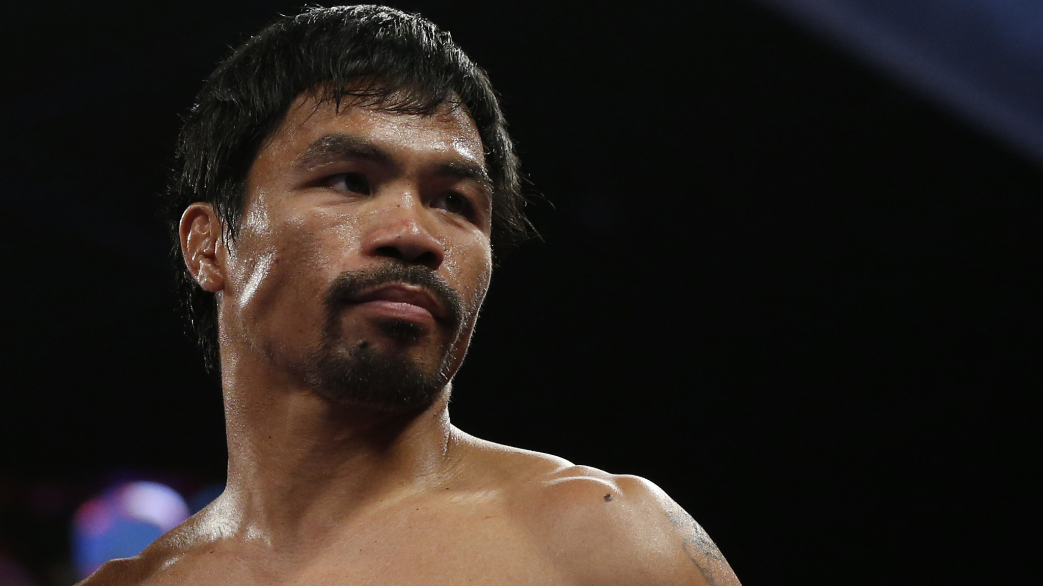 Manny Pacquiao: Floyd Mayweather should sign this month to fight May 2 - LA Times