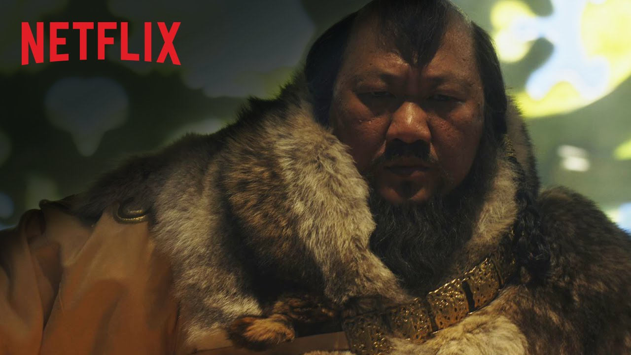 Marco Polo - Main Trailer - Netflix [HD]