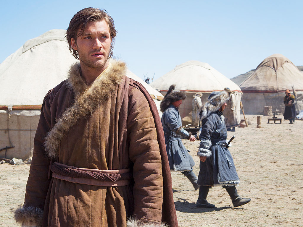 Netflix's 'Marco Polo' All About the Wrath of ...
