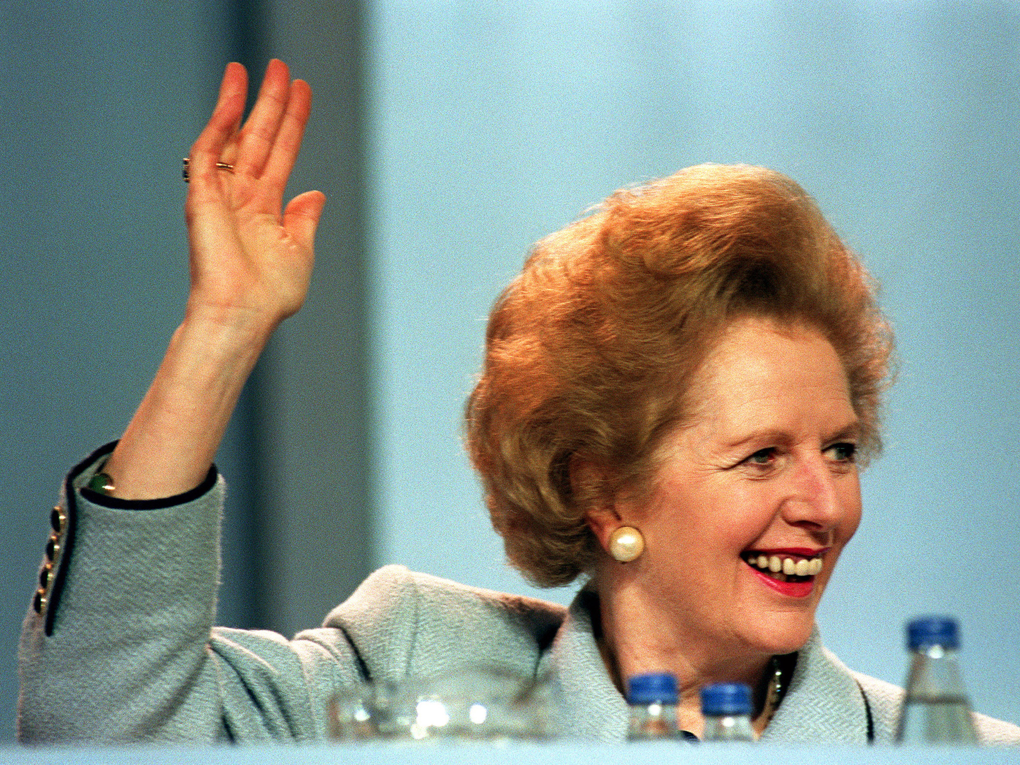 thatcher 3 300x225 The first time I saw Margaret Thatcher