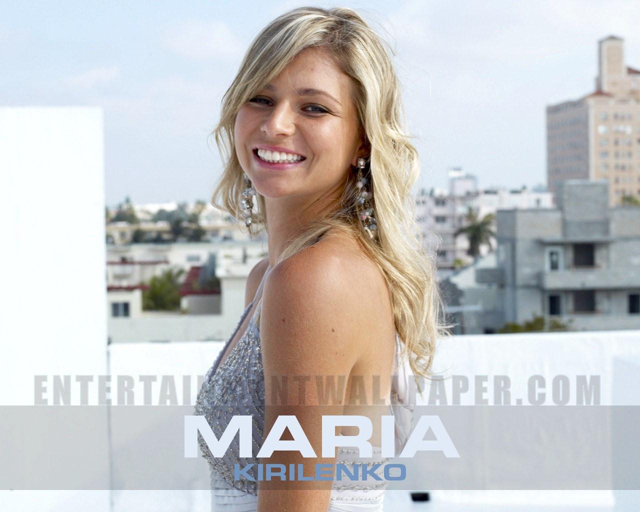 Maria Kirilenko Pictures