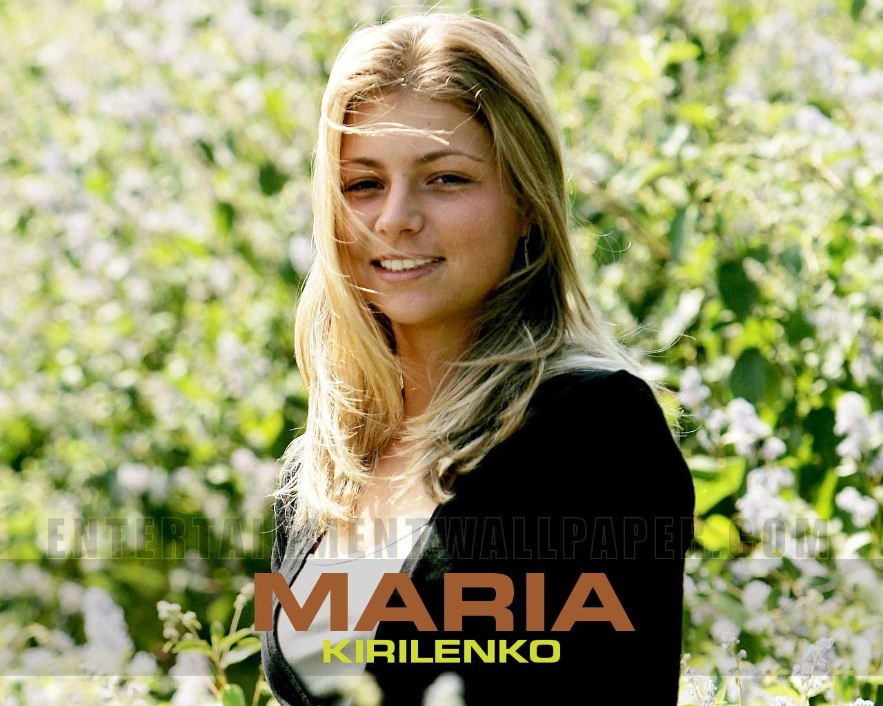 Maria Kirilenko Wallpaper - Original size, download now.